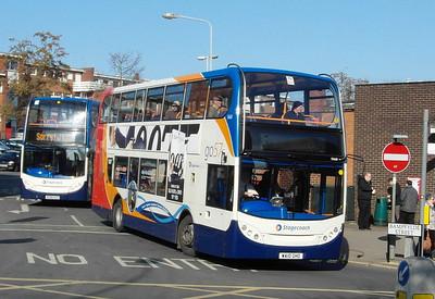 15660 - WA10GHO - Exeter (Bampfylde St) - 19.2.13