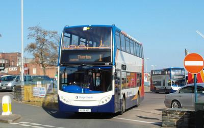 15432 - KX08KZL - Exeter (bus station) - 19.2.13