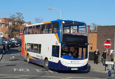 15431 - KX08KZA - Exeter (Bampfylde St) - 19.2.13
