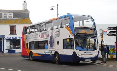 15664 - WA10GHF - Lyme Regis (square)
