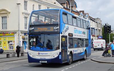 15882 - WA13GCV - Bideford