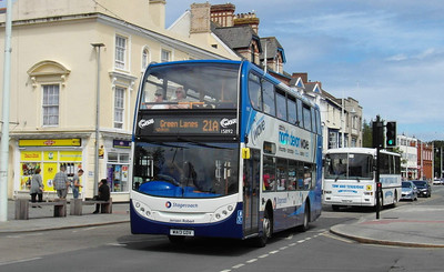 15892 - WA13GDV - Bideford (Quay) - 30.7.13