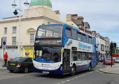 15896 - WA13GEJ - Bideford (Quay) - 30.7.13