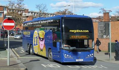 54272 - YY65VXO - Exeter (bus station)