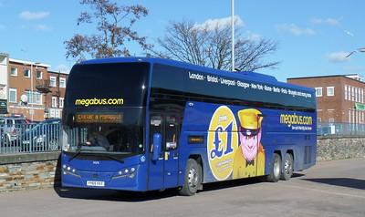 54276 - YY65VXT - Exeter (bus station)