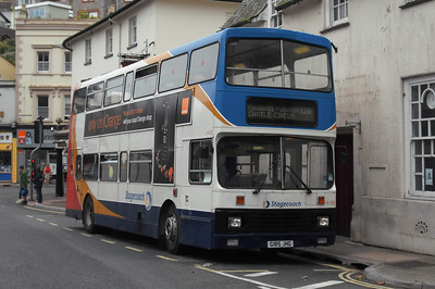 14185 - C185JHG - Brixham (town centre) - 10.8.09