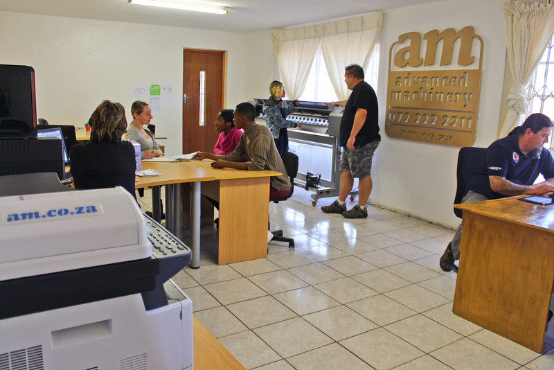 Sales Office January 2015