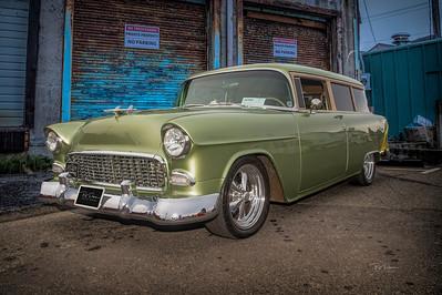 1955 Chevy Handyman Wagon