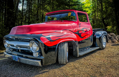 Ford Flame Truck