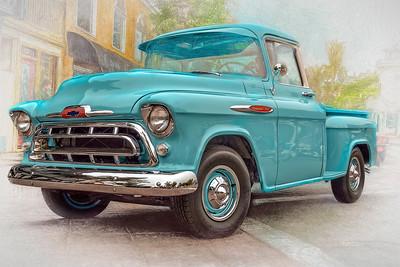 Chevy Pickup 3100