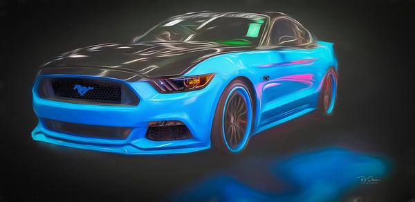 Petty Mustang