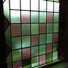 Rebuilt window in late Victorian Sunday School