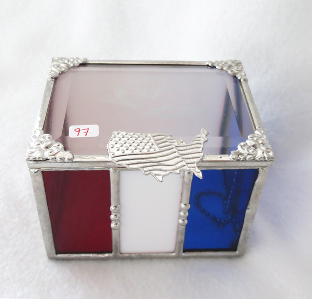 SOLD#97. $75.00 Citizenship Celebration Box