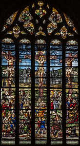 Bar-sur-Seine Church of Saint-Stephen, The Crucifixion