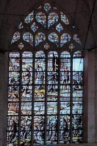 Bar-sur-Seine Church of Saint-Stephen, John the Baptist Window