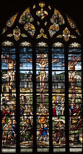 Bar-sur-Seine, Bar-sur-Seine, The Crucifixion