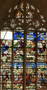 Bar-sur-Seine Church of Saint-Stephen, Scenes from the Passion