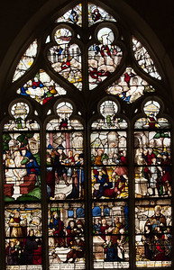 Bar-sur-Seine Church of Saint-Stephen, Daniel and the Judgment of Solomon