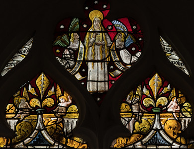 Berulle, Mary Magdalen in Glory