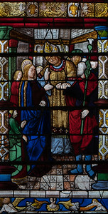 Berulle, The Marriage of the Virgin Mary and Joseph