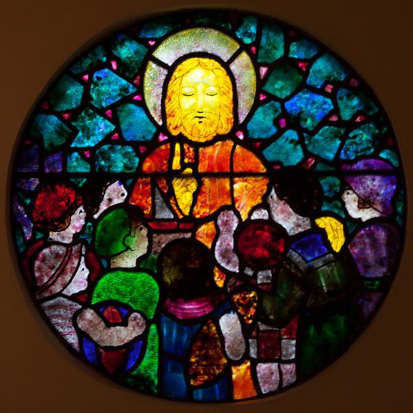 Bonneville-sur-Iton - Christ with Children