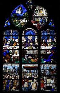 Caudebec-en-Caux - The Last Supper (1530)