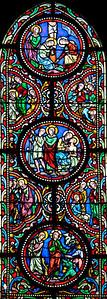 Chalons-en-Champagne , Notre Dame-en-Vaux, The Lamentation