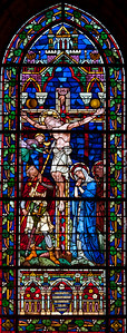 Chalons-en-Champagne Cathedral, The Crucifixion