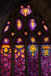 Beuzeville, Saint-Hilaire Liturgical Symbols
