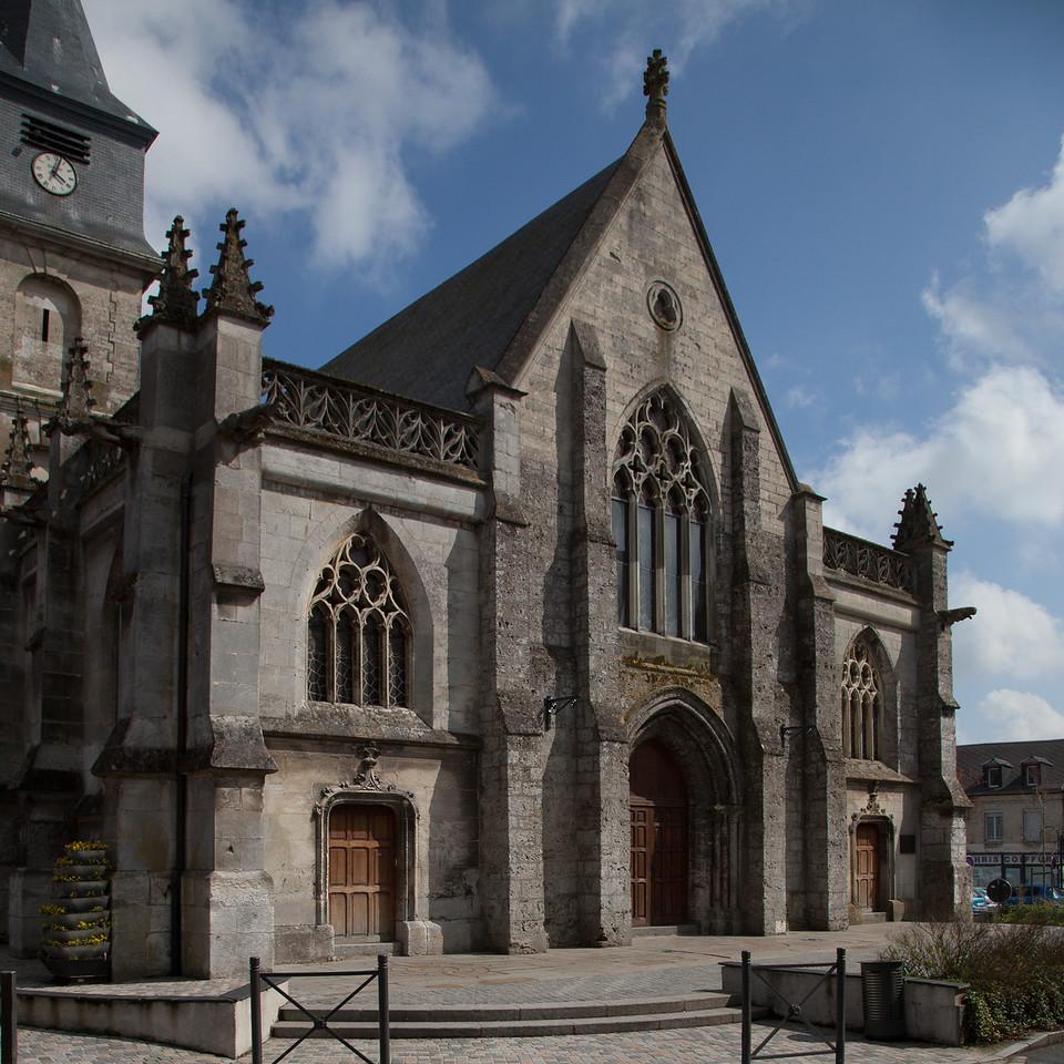Beuzeville, Saint-Hilaire