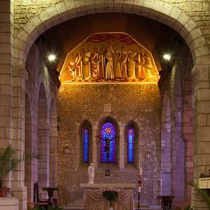 Beuzeville, Saint-Hilaire Altar