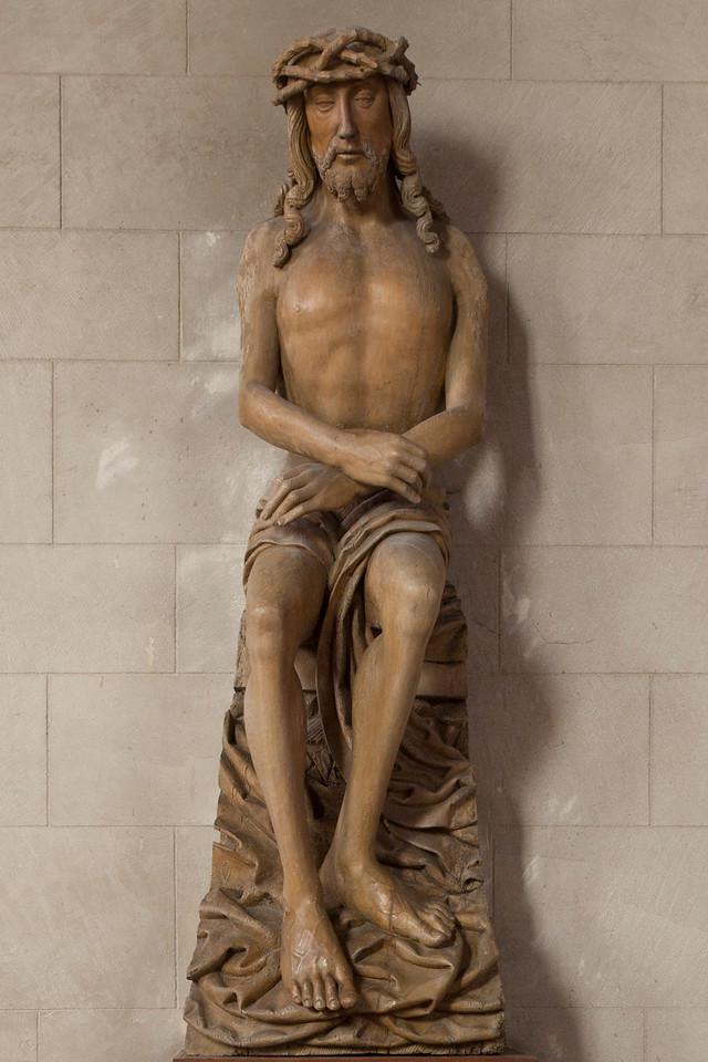 Etrapagny, Saint-Gervais-Saint-Protais Man of Sorrows