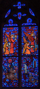 Etrepagny, Saint-Gervais and Saint-Protais - Church Fire of 1929