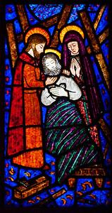 Etrapagny, Saint-Gervais-Saint-Protais Death of Joseph