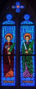 Etrepagny, Saints Gervais and Saint Protais