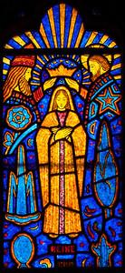 Etrapagny, Saint-Gervais-Saint-Protais Crowing of The Virgin