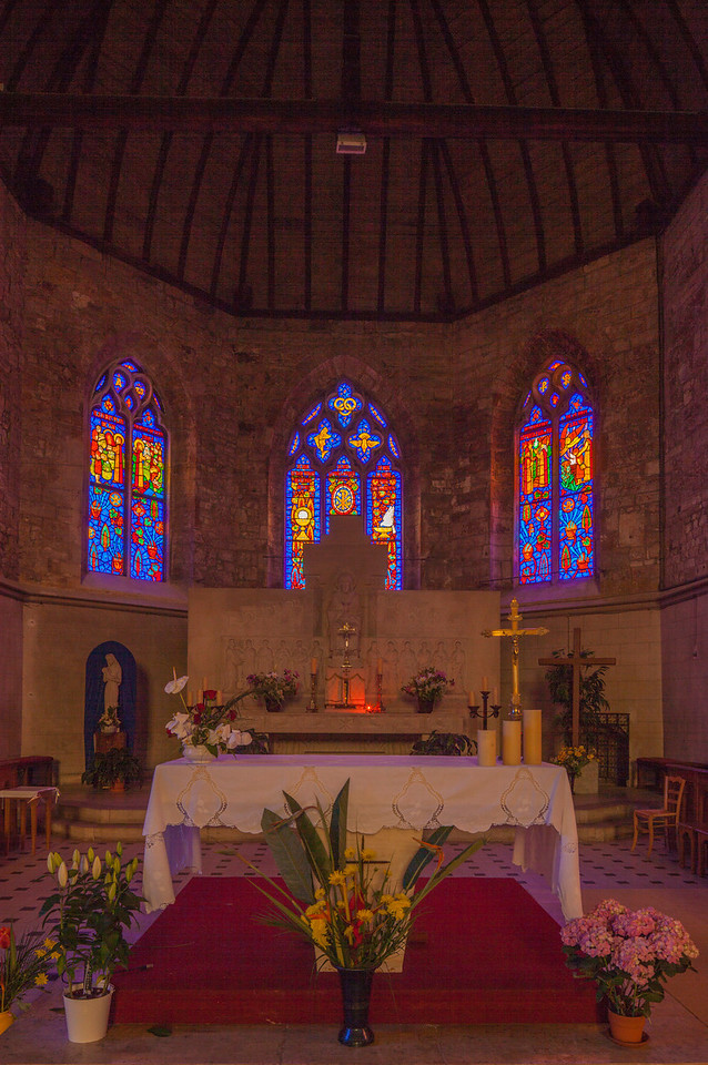 Etrapagny, Saint-Gervais-Saint-Protais Altar