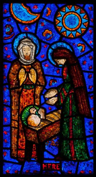 Etrapagny, Saint-Gervais-Saint-Protais - The Nativity