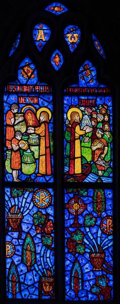 Etrepagny, Saint-Gervais and Saint-Protais Jesus Preaching