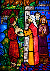 Muids, Eglise Saint-Hilaire - The Prodigal Son Returns Home