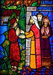 Muids, Eglise Saint-Hilaire - The Prodigal Son Returns Home