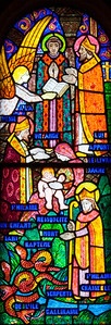 Muids, Eglise Saint-Hilaire - The Life of Saint-Hilaire