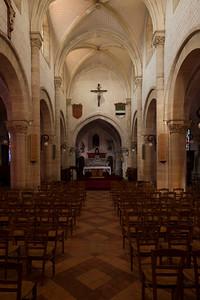 Muids, Eglise Saint-Hilaire