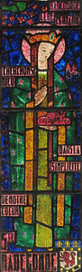 Paris - Saint-Odile -  Sainte-Radegaonde (F.Decorchemont 1930s)