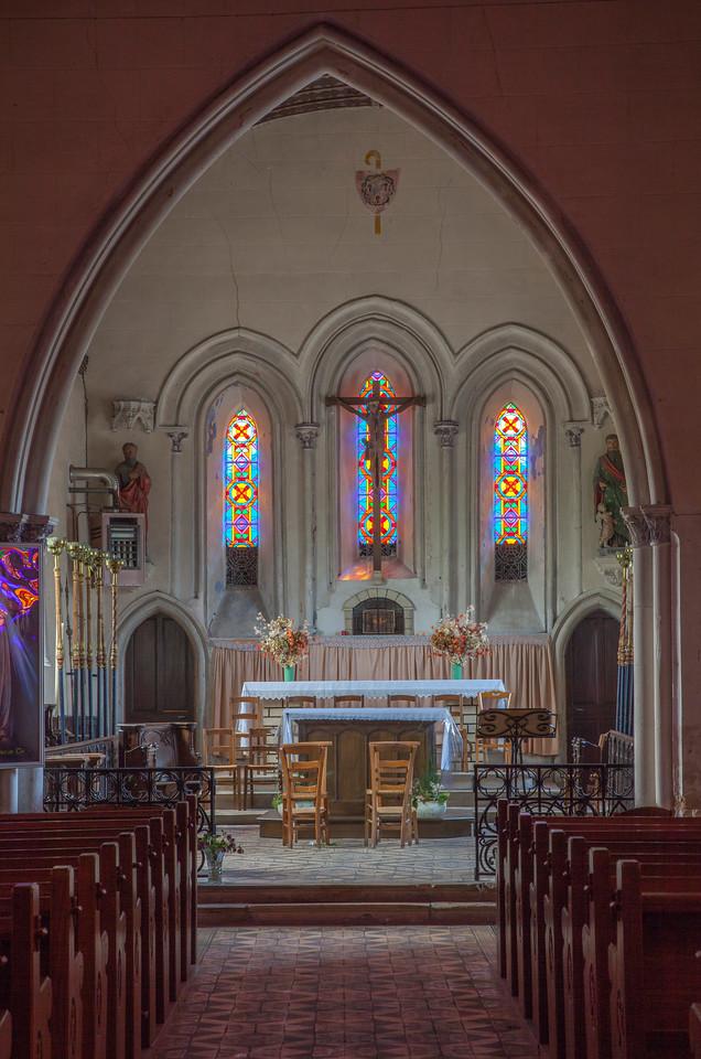 Saint-Pierre-de-Cormeilles Choir