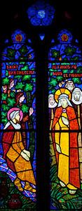 Saint-Pierre-de-Cormeilles - Christ Meeting Saint-Barthalomew