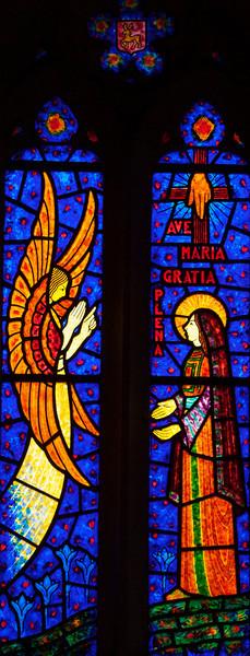 Saint-Pierre-de-Cormeilles - The Annunciation
