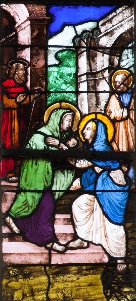 Saint-Nicolas-du-Port, The Visitation