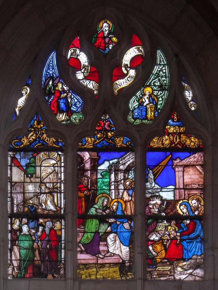 Saint-Nicolas-du-Port, The Presentation, Visitation and Adoration of the Maji