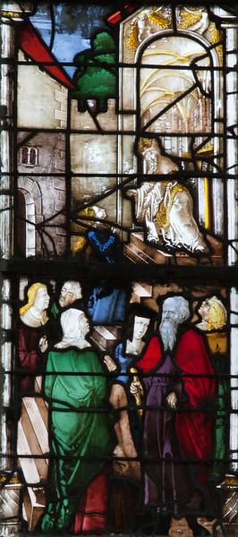 Saint-Nicolas-de-Port, The Presentation of The Virgin (1514-20)